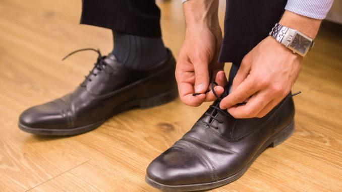 Business Socken - Titel Bild Seite